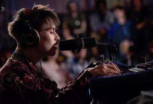 Jacob Collier Singing